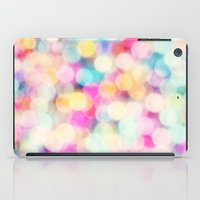 Drops Of Rainbow iPad Case