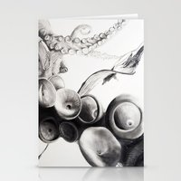 Enterprise-class Aircraft Carrier  Stationery Cards