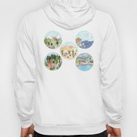 Campsite Selection Hoody