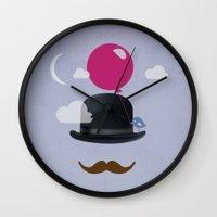 MR. CLOUD Wall Clock