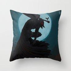 Berserk Armor Throw Pillow