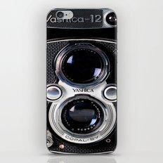 Photography Camera 4 iPhone & iPod Skin