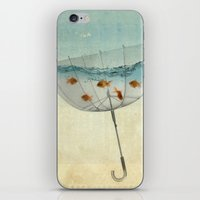 Keeping The Balance iPhone & iPod Skin