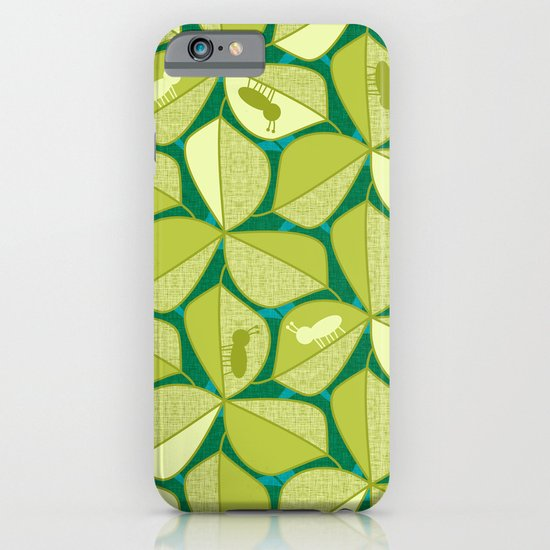 Arboreal Ants iPhone & iPod Case
