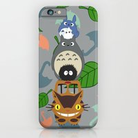 Troll Totem iPhone 6 Slim Case