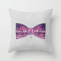 How Gentle Throw Pillow