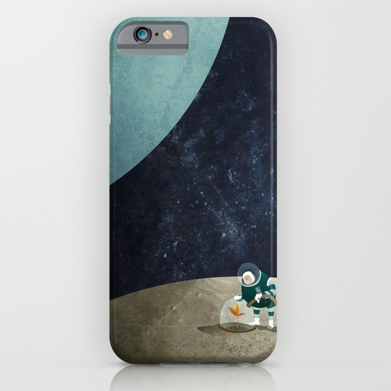 The Space Gardener iPhone & iPod Case
