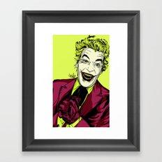 Joker On You 2 Framed Art Print