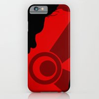 iPhone & iPod Case featuring Street Artist by Brady Terry