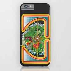Classic Centipede Woodcut Slim Case iPhone 6s