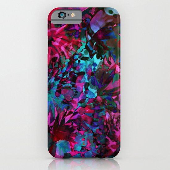 Summer Tropics iPhone & iPod Case