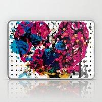 Broken Heart Laptop & iPad Skin