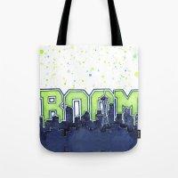 Seattle Legion Of Boom S… Tote Bag