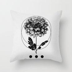 Inked II Throw Pillow