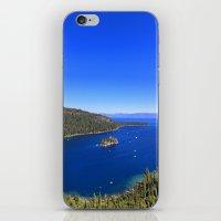 Emerald Bay iPhone & iPod Skin