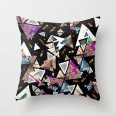 GALAXY ATAXIA Throw Pillow