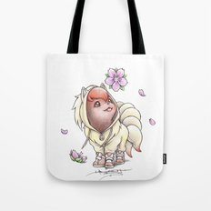 I too will Blossom Tote Bag
