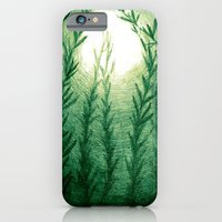 iPhone & iPod Case featuring Kelpscape by Yes Menu