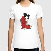 japan T-shirts featuring JAPAN by Ivano Nazeri