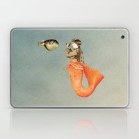 In Search Of Realistic L… Laptop & iPad Skin