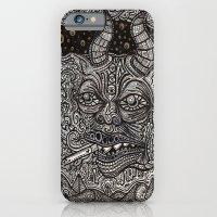 bored 2 death iPhone 6 Slim Case
