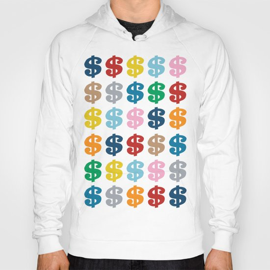 Colourful Money 48 Hoody
