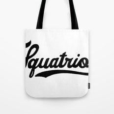 Squatriots Tote Bag