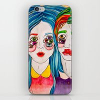 You're A Monster Too iPhone & iPod Skin