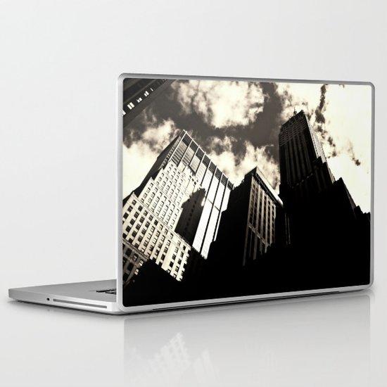 NYC Skyline Laptop & iPad Skin
