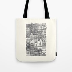 Crowded #4 Tote Bag