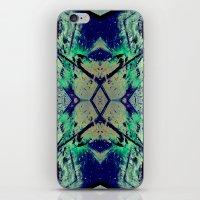 Paint Splatter II iPhone & iPod Skin