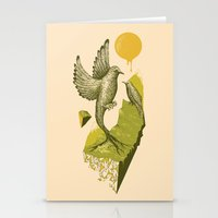 Life Unexpected Stationery Cards