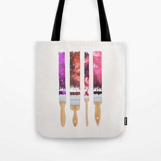 Color Your Life - Stargazer Tote Bag