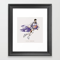 Kevin Johnson Framed Art Print