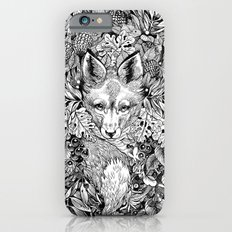 hidden fox iPhone 6 Slim Case