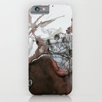 iPhone & iPod Case featuring It Was a Bad Day by Joanna Rockwell