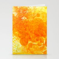Abstract #52 Stationery Cards