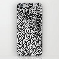 Double Scallop iPhone & iPod Skin