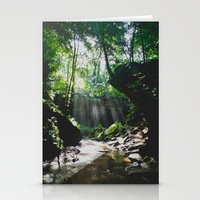 Streams of Light Stationery Cards