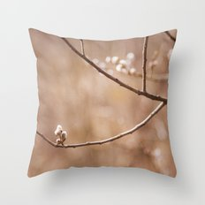 Willows Throw Pillow
