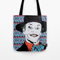 You Can Call Me...Joker! Tote Bag