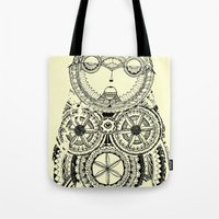 A Wise Old Owl Sat On An… Tote Bag