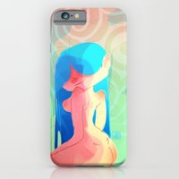 iPhone & iPod Case featuring Nymph by Francesco Malin
