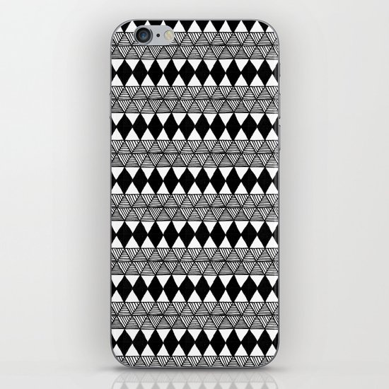 Not Another Triangle Pattern iPhone & iPod Skin