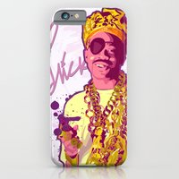 iPhone & iPod Case featuring Slick by Helen Kaur