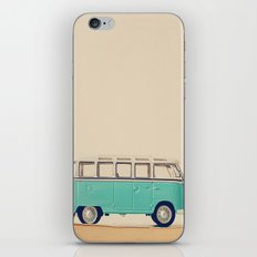 Keep On Running iPhone & iPod Skin
