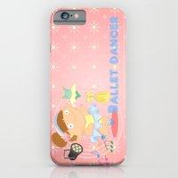 Ballet Dancer iPhone 6 Slim Case