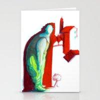 MECCANICA CELESTE Stationery Cards