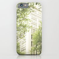 green in the grey iPhone 6 Slim Case