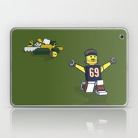 Bears Bricked: Jared All… Laptop & iPad Skin